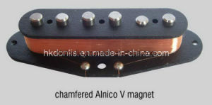 OEM Faltwork Vintage 60′s AlNiCo 5 St Guitar Pickup pictures & photos
