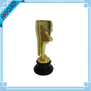 "Nice Heavy Resin 8"" Tall Football Statue Trophy Fantasy Football Free Shipping pictures & photos"
