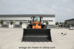 China Ensign Brand Wheel Loader Yx656 with Rated Load 5 Ton pictures & photos