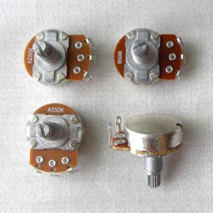 Guitar Parts 18mm Handle 24mm Full Size Guitar Pots pictures & photos