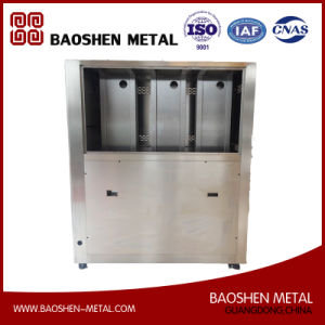 Stainless Steel Metal Production Sheet Metal Fabrication Machinery Parts pictures & photos