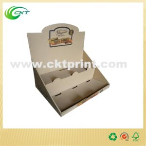 Small Display Stand with Custom Printing (CKT-CB-403) pictures & photos