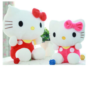 Hot Sale Soft Hello Kitty Wholesale Plush Customized Stuffed Toys pictures & photos