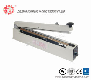 Impulse Sealer Machine with Cutter (PFS-300C) pictures & photos
