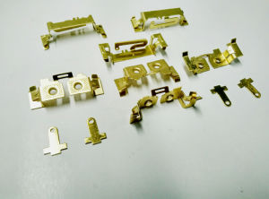 Brass Stamping Rapid Prototype Customize Copper Brass Stamp Mold Parts pictures & photos