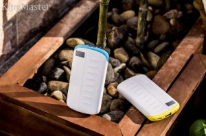 King Master 6000mAh Outdoor Emergency Portable Power Bank for Mobile pictures & photos