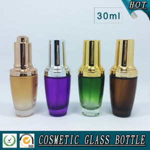 Cosmetic Packaging 30ml Glass Serum Bottle pictures & photos