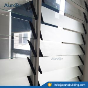 Glass Jalousie Louver Window System pictures & photos