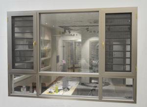 High Quality Aluminium Casement Window (Powder Coating/Anodizing/PVDF finish) pictures & photos