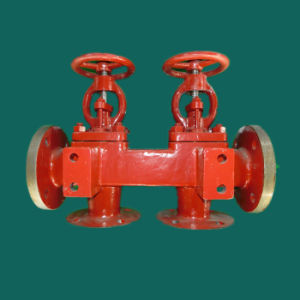 Wholesale High Quality Cast Iron Butterfly Valve pictures & photos