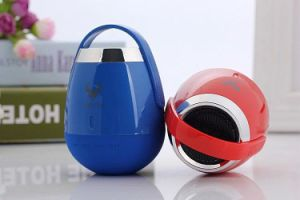 Basket Portable Wireless Mini Bluetooth Speaker USB Player (DS-718)