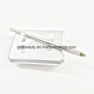 Stainless Steel Eccentric Holder Microblading Pen for U Blade -Autoclave Tool pictures & photos