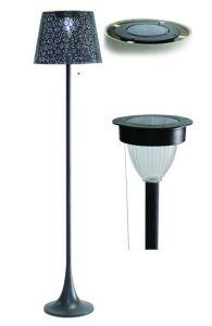 Metal Solar Lamp pictures & photos