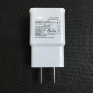 for Samsung Note 4 Fast Charger Note 5 S6 Edge 5V 2A USB Wall Travel Charger Adapter pictures & photos