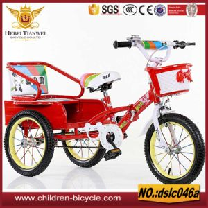 "16"" Air Tire 3wheels Children Tricycle for Wholesale pictures & photos"