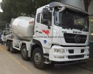 12 Wheel Sinotruk 16 Cubic Meters Cement Mixer Truck pictures & photos