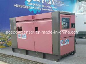 Isuzu 60Hz 30kVA Super Silent Diesel Generator pictures & photos