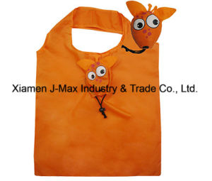 Foldable Shopping Promotional Bag, Animal Deer Style, Reusable, Lightweight, Gifts, Accessories & Decoration, Grocery Bags pictures & photos
