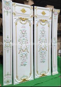Factory Price PU Polyurethane Foam Wall Panel for Interior Decoration pictures & photos