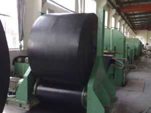 Heat Resistant Ep100 Conveyor Belt for Crusher Plant pictures & photos