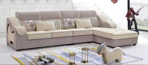 Hotel Sofa Bed Fabric Sofa (FEC1309) pictures & photos