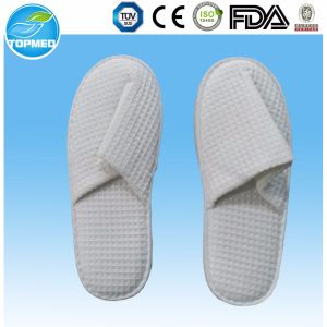 Wholesale Custom Disposable Indoor Bathroom SPA Slipper, EVA Hotel Slipper pictures & photos