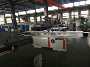 Good Quality Wood Cutting Panel Saw with 3200mm Slidding Table (F3200) pictures & photos