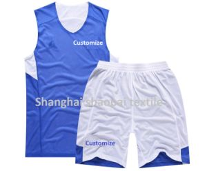 2017 New Customize Basketball Jersey Suit pictures & photos