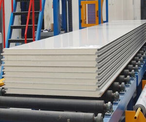 PU Sandwich Panel for Cold Room/Cold Storage pictures & photos