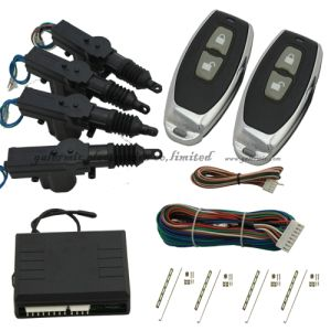 Car Remote Central Door Lock Kit Locking Keyless Entry System