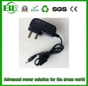 Hot Safety Waterproof of 4.2V1a Battery Charger to Power Supply for Li-ion Battery with Customized Socket pictures & photos