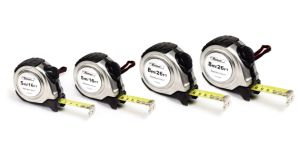 50m ABS Fast Rewinding Long Steel Tape Measure with Double Marked Blade pictures & photos