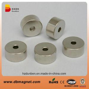 Sintered Rare Earth Ring Neodymium Iron Boron Magnet pictures & photos