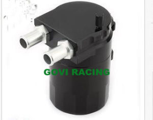 Aluminum Black Oil Reservior Catch Can Tank with Brether Baffled pictures & photos
