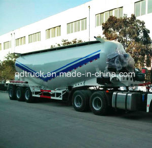 Chinese Brand New Cement/Powder Trailer pictures & photos