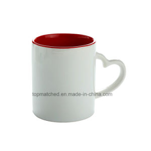 Factory Directly Attractive Style Ceramic Sublimation Mug with Good Offer pictures & photos