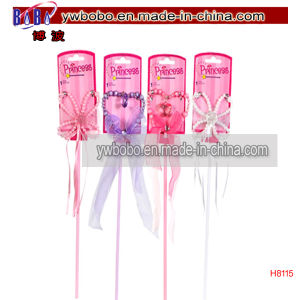 Plastic Princess Dress-up Wands Birthday Wedding Party Items (H8115) pictures & photos