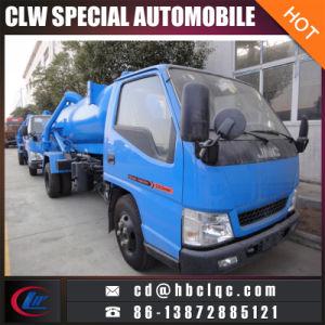 Jmc 3m3 4m3 Sewer Tanker Truck Vacuum Truck pictures & photos