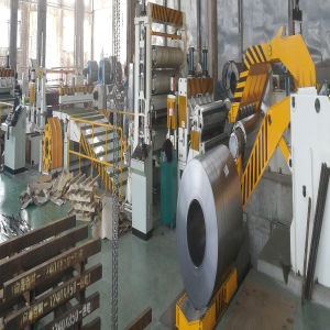 Coil Roll and Hot Roll Simple Slitting Line for Metal Strip pictures & photos