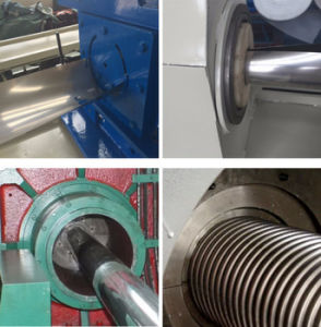 Hydraulic Flexible Metal Hose Making Machine pictures & photos