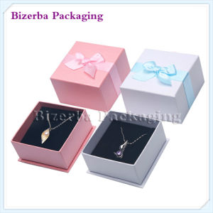 Customized Professional Cardboard Jewelry Packing Box