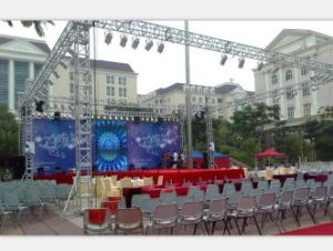 P5 P6.67 P8 P10 Stage Outdoor Rental LED Display Screen pictures & photos