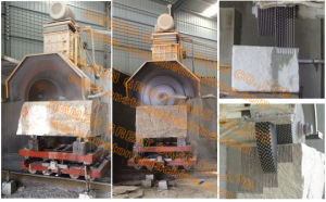 GBDP-1600 High Efficiency Multi Blades Stone Cutting Machine pictures & photos