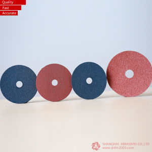 Abrasive Fiber Disc for Metal/ Stainless Steel (VSM distributor) pictures & photos