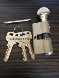 High Quality Lock Cylinder/ Brass Cylinder Lock (c3370-111sn-271sn) pictures & photos