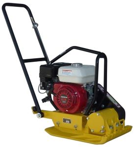 Portable Gasoline Vibrating Plate Compactor pictures & photos