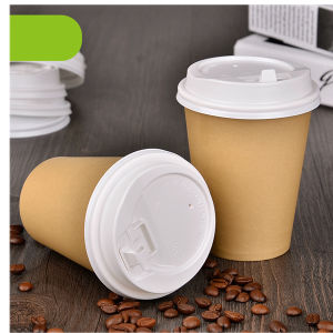 Manufacturer Directly Supply Disposable Single Wall Coffee Paper Cup in China pictures & photos