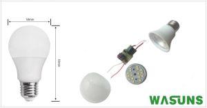 PBT Cover Aluminum 3W E27 LED Bulb Light pictures & photos