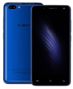 """Cubot Rainbow 2 Android 7.0 5.0"""" 16GB ROM Quad Core WCDMA Dual Rear Cameras Smart Phone pictures & photos"""