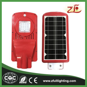 20W Factory Supply Solar Powered Energy LED Street Light pictures & photos